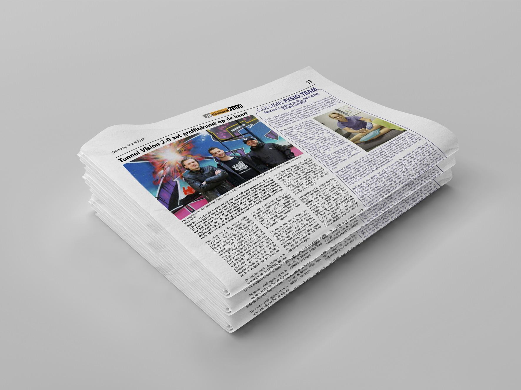 De Mooi Boxtel Krant