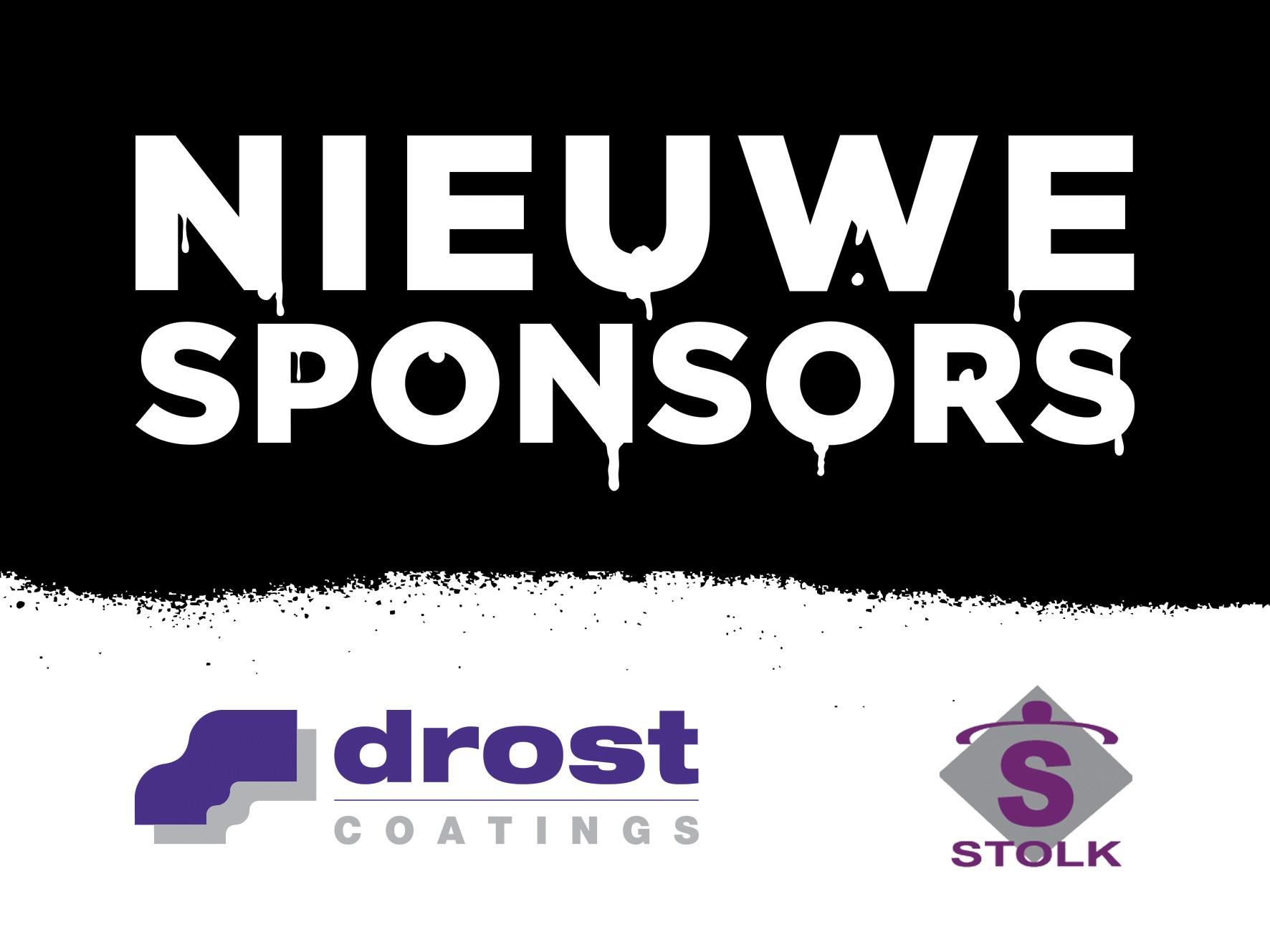 Nieuwe Sponsors Drost Coatings En Stolk Boxtel