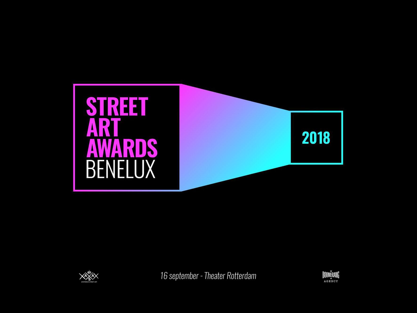 Voorselectie Street Art Awards
