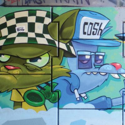 Tunnel Vision 4.0 Cosh