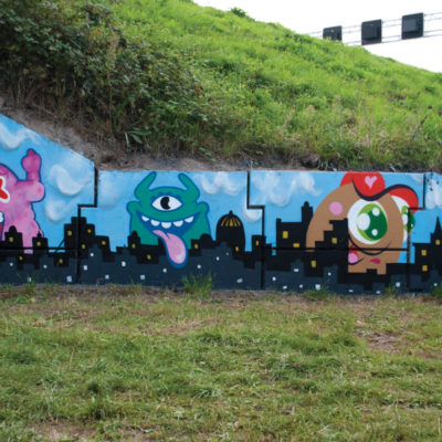 Tunnel Vision 4.0 Edo Rath & Ox-Alien