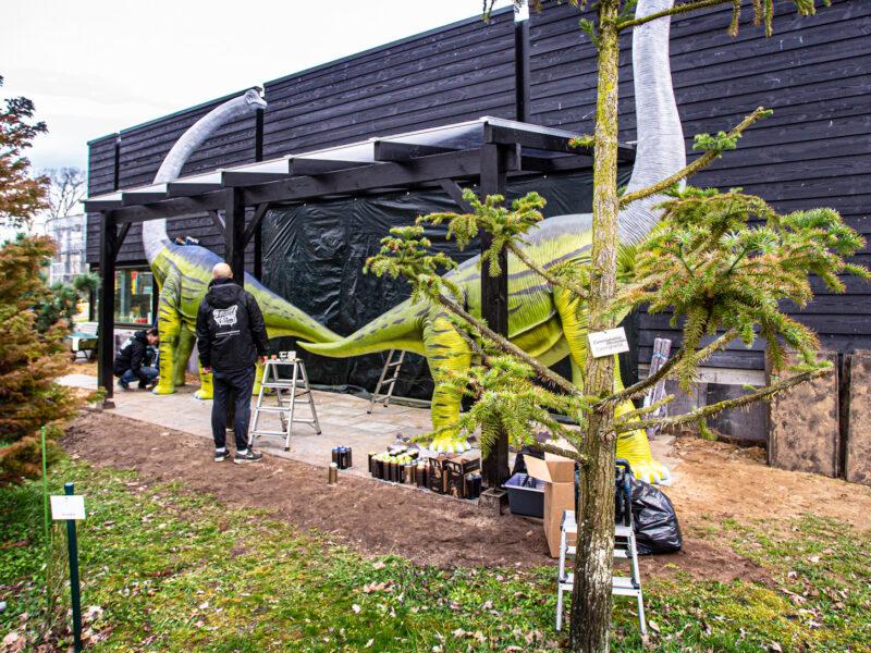 Oertijdmuseum Europasaurussen Header